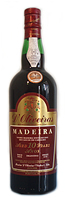 D' Oliveira 10 Year Old Medium Sweet Madeira